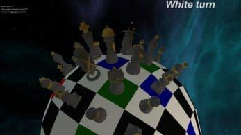 Chess Sphere llegará a Nintendo Switch en 2019