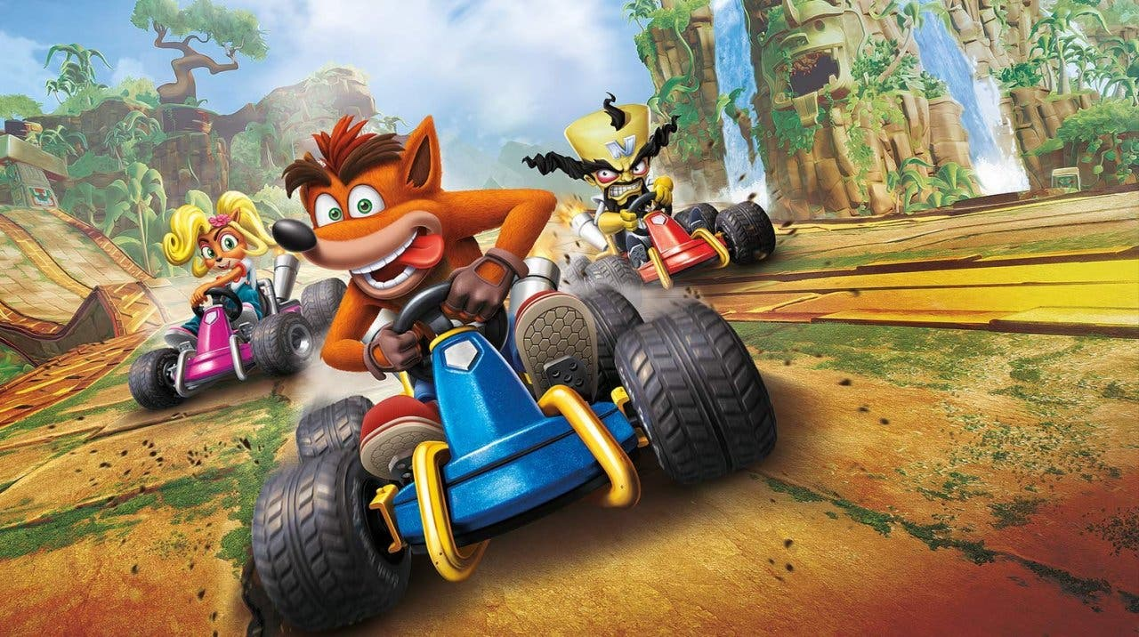 Crash Team Racing Nitro-Fueled reducirá los tiempos de carga en Nintendo Switch con la próxima actualización