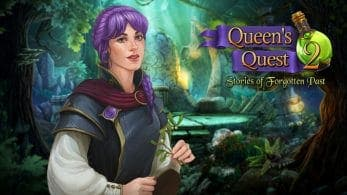 Queen's Quest 2: Stories of Forgotten Past llegará a Nintendo Switch el 1 de marzo
