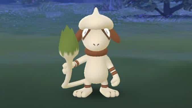 Smeargle llega a Pokémon GO