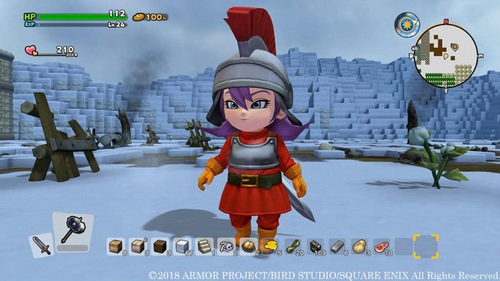 Dragon Quest Builders 2 Nelke The Legendary Alchemists Y Fate