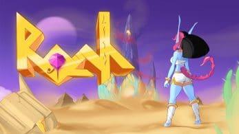 Roah y Mythic Battles: Pantheon buscan llegar a Nintendo Switch a través de Kickstarter