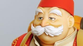 Así es la figura de acción de Rob de Dragon Quest XI