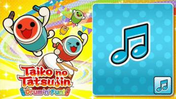 Taiko no Tatsujin: Drum 'n' Fun recibe las canciones de Pokémon en Europa