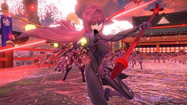 [Act.] Fate/Extella Link se lanzará el 22 de marzo en Europa