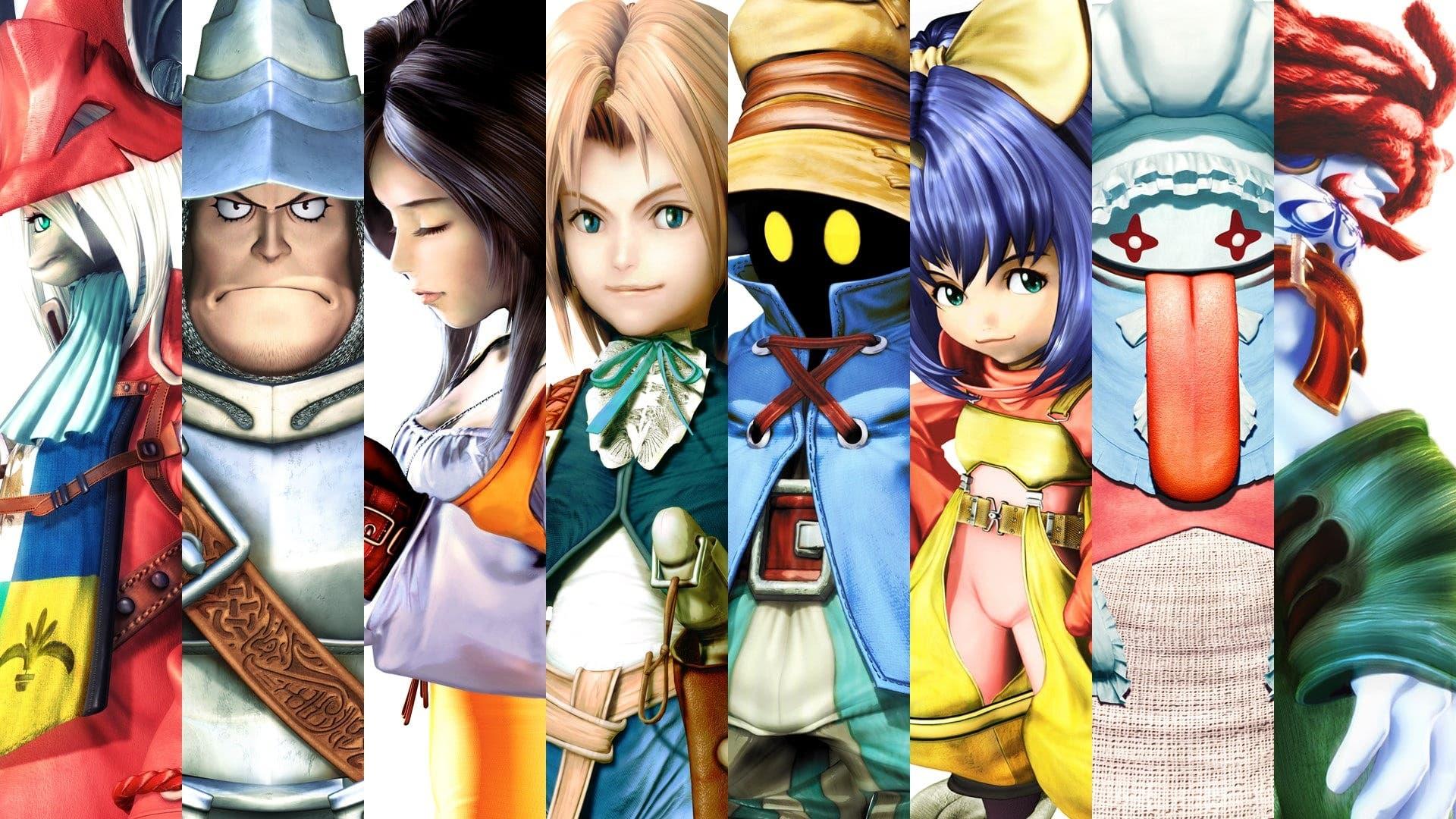 Final Fantasy IX confirma serie de animación oficial