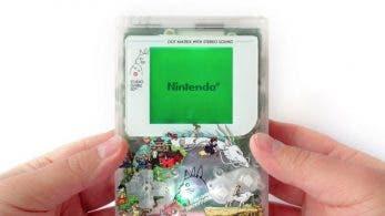 Alucina con esta Game Boy adornada con varios de los personajes de Studio Ghibli