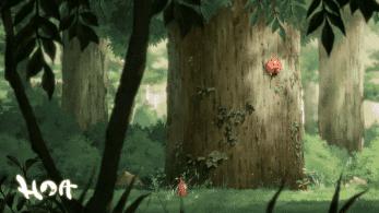 Hoa llegará en 2020 a PC y luego a Nintendo Switch, detalles sobre el estilo artístico inspirado en Studio Ghibli y más