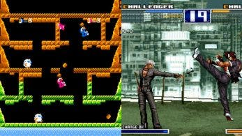 Ice Climber y The King of Fighters 2003 se lanzan esta semana en Nintendo Switch