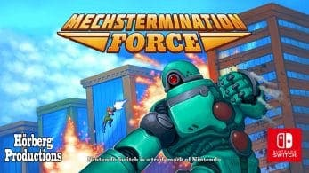 Anunciado Mechstermination Force para Nintendo Switch