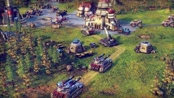 Battle Worlds: Kronos aparece listado para Nintendo Switch