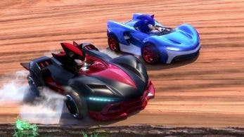 La mayoría de copias vendidas de Team Sonic Racing en Estados Unidos parecen ser de Nintendo Switch