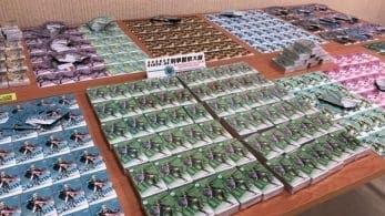 Un hombre de 35 años es detenido en Taiwán por vender miles de cartas amiibo piratas