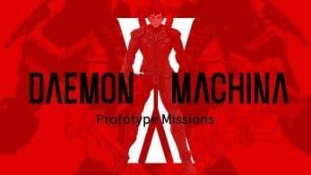 Nintendo ya está enviando la encuesta de feedback de las Misiones prototipo de Daemon X Machina