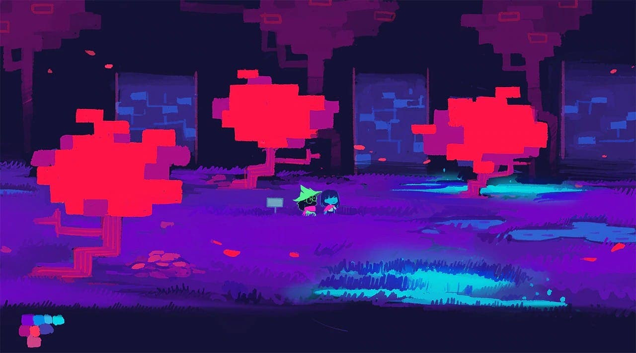 Toby Fox talks about the development of DELTARUNE and shares some