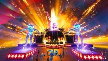 El concierto de Fortnite albergó a más de 10 millones de jugadores