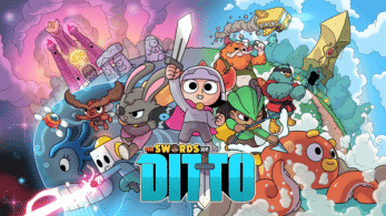 The Swords of Ditto parece estar de camino a Nintendo Switch