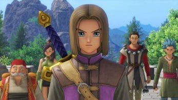 Dragon Quest XI S deja impresionados a los analistas de Digital Foundry