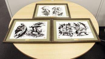 NintendoSoup Store ofrece ilustraciones de Pokémon hechas con tinta y un 10% de descuento por San Valentín en varios productos
