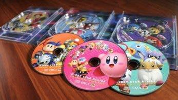 Nuevas imágenes de la Edición Limitada de la banda sonora original de Kirby Star Allies