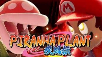 Crean un opening de estilo anime por el lanzamiento de la Planta Piraña