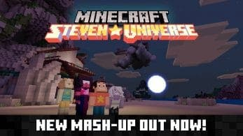 Minecraft recibe el Steven Universe Mash-up Pack