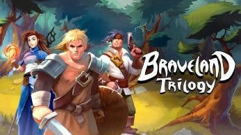 Braveland Trilogy está de camino a Nintendo Switch: disponible el 7 de marzo