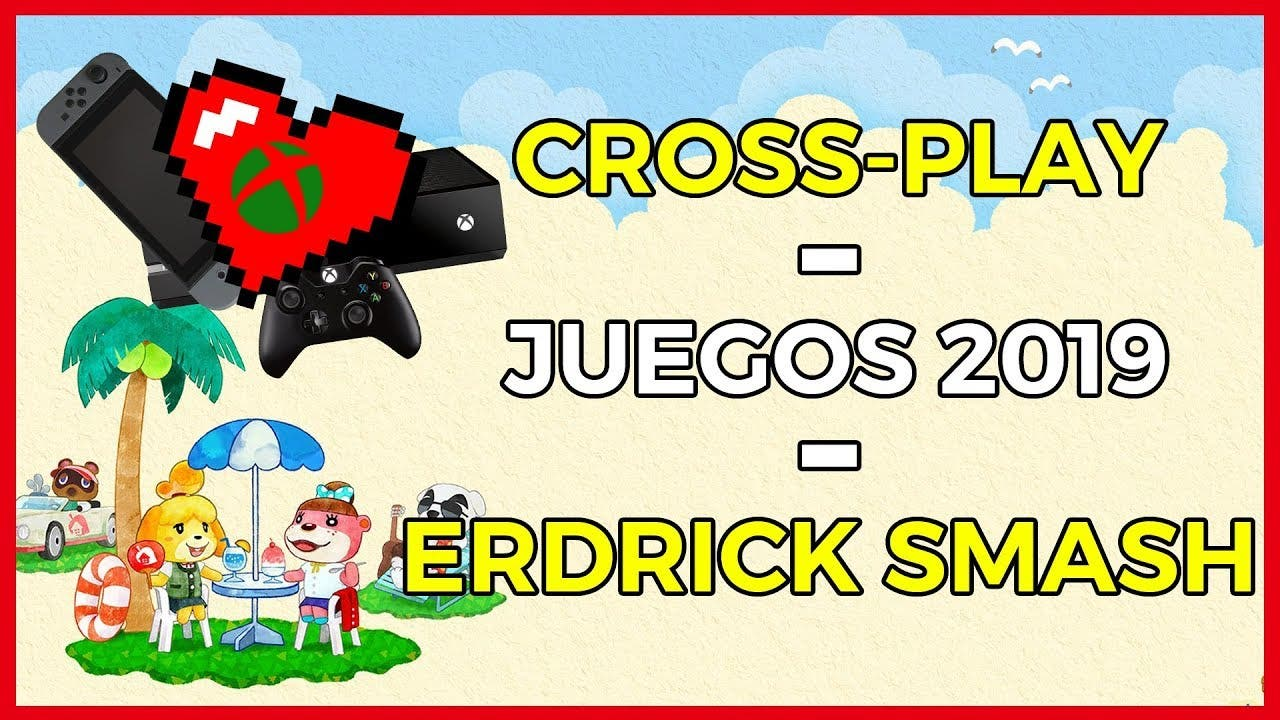 [Vídeo] 3 en 1: Cross-play en Switch y Xbox, juegos para este año y posibilidad de ver a Erdrick en Super Smash Bros. Ultimate