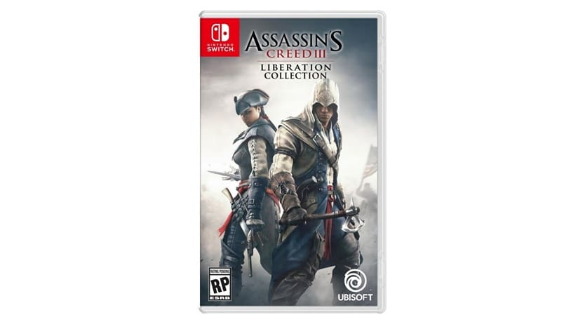 Ubisoft anuncia Assassin's Creed III Remastered para Marzo 29