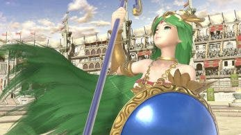 Los próximos personajes DLC de Super Smash Bros. Ultimate no contarán con conversaciones de Palutena