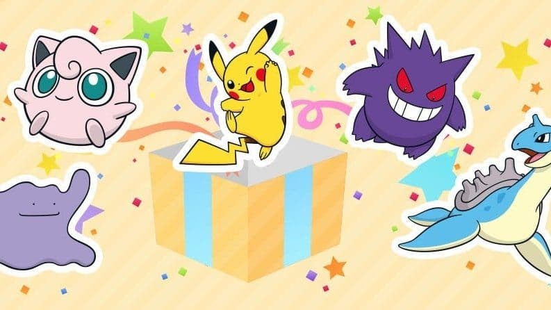 The Pokémon Company anuncia My151 Lucky Box y un peluche enorme de Furret