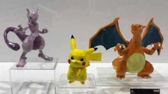 Primer vistazo a las figuras oficiales Pokémon Polygo