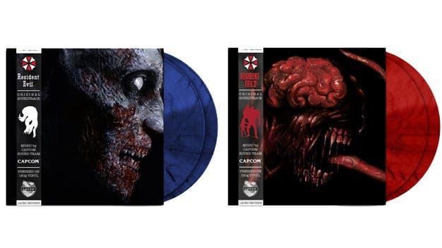 Ya está disponible la banda sonora de Resident Evil 1 y 2 en vinilo
