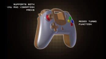 El nuevo mando inspirado en Dreamcast de Retro Fighters alcanza su objetivo en Kickstarter