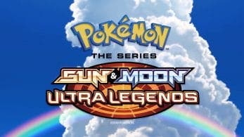 Póster y tráiler occidental de la temporada 22 del anime de Pokémon: Sun & Moon – Ultra Legends