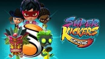 Super Kickers League llegará pronto a Nintendo Switch