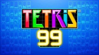 El desarrollo de Tetris 99 duró 10 meses y originalmente se planeó para 100 jugadores