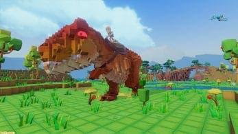 Spike Chunsoft será el encargado de publicar PixARK para Nintendo Switch en Japón
