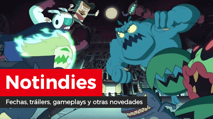 Novedades indies: Costume Quest, Mindball Play, Skyhill, Bad North, Crystal Crisis, Monster Boy, Trine 2, Awesome Pea, Casi llegamos: Plataformas, Paladin, Q.U.B.E. 2, RemiLore, The Golf, Tokyo School Life y más