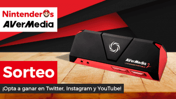 [Act.] ¡Sorteamos una capturadora AVerMedia Live Gamer Portable 2!