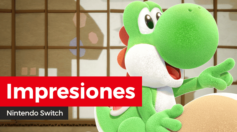 [Impresiones finales] Yoshi's Crafted World