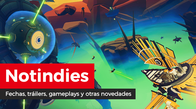 Novedades indies: Bow to Blood: Last Captain, Cook, Serve, Delicious! 2!!, Mechstermination Force, Duck Game, Indivisible, My Time at Portia, Grimshade, Hellpoint, Mistover, Back to Bed, Gems of War, Vaporum y más