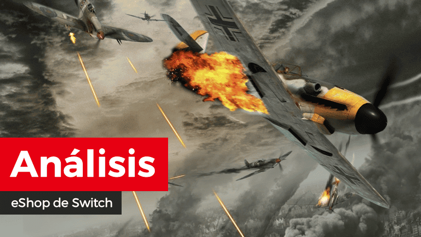 [Análisis] Air Conflicts: Secret Wars