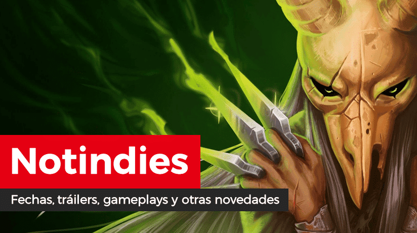 Novedades indies: Shadow Blade: Reload, Blaster Master Zero 2, Decay of Logos, KORG Gadget, Onigiri, Slay the Spire, The Messenger y Event Horizon