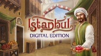 Istanbul: Digital Edition y Graze Counter se aproximan a Nintendo Switch