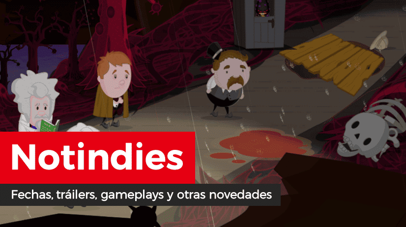 Novedades indies: Buildings Have Feelings Too!, Not Not – A Brain Buster, The Mystery of Woolley Mountain, Witch & Hero, Baba Is You, Golf Peaks, Hanayaka Nari, The Red Strings Club, Gods Remastered, Valley y más