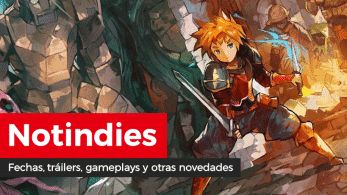 Novedades indies: Deponia, Goken, Chasm, Horizon Chase Turbo, Umihara Kawase Fresh!, Alien Cruise, Dead End Job, Golf Peaks, Machi Knights: Blood Bagos, Neo Cab y Rogue Bit