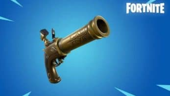 Flint-Knock, la nueva arma de Fortnite que han encontrado los dataminers