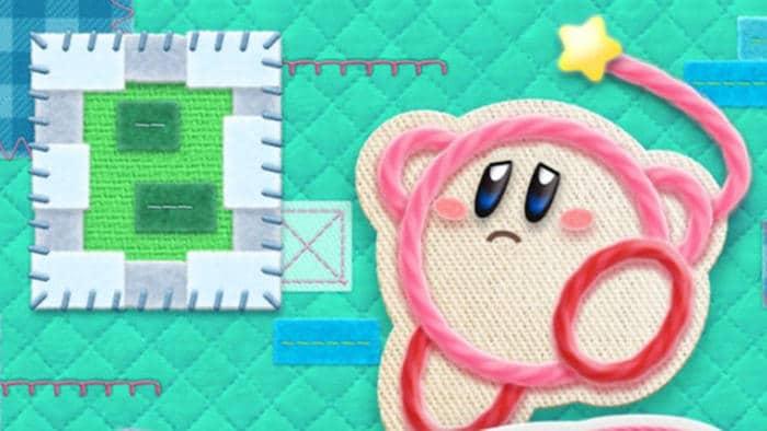 Más Kirby en el reino de los hilos solo vendió el 20% de su envío inicial en su día de estreno en Japón