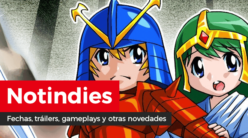 Novedades indies: The Demon Crystal II, Guacamelee!, Super Phantom Cat, Baba Is You, Crystal Crisis, Dusty Raging Fist, Overwhelm y The Red Strings Club